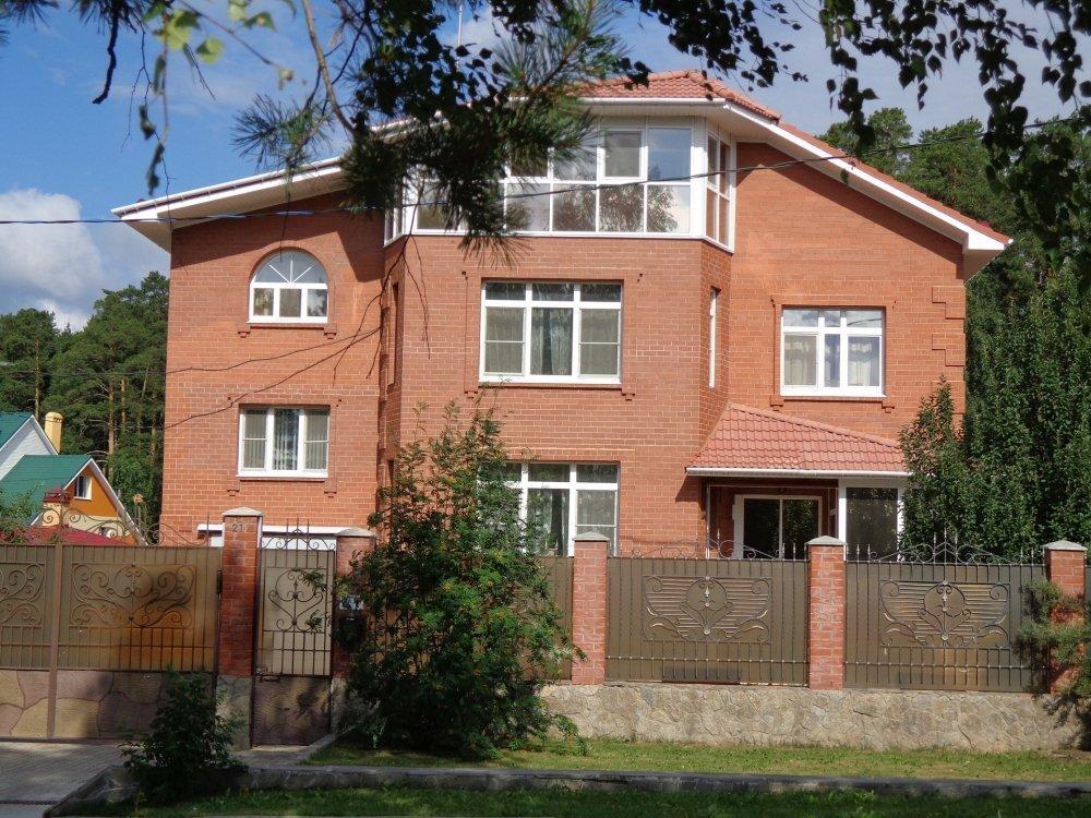Купить коттедж в Екатеринбурге