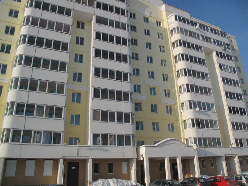 Покупка однокомнатной квартиры по ипотеке в Екатеринбурге