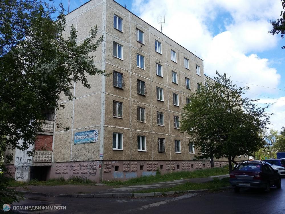 Обмен квартиры на улице Народного фронта, 87