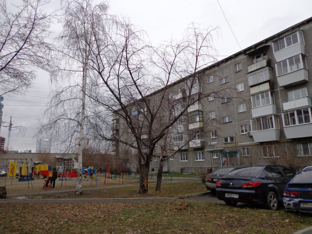 Продажа 2-х комнатной квартиры по адресу Шишимская, 10
