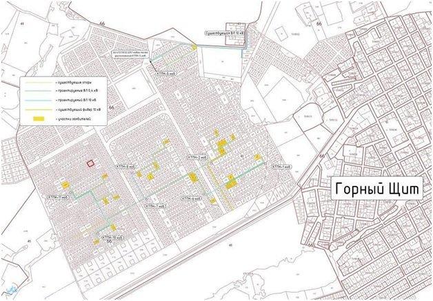 Продажа земельного участка в коттеджном поселке «Аэродром»