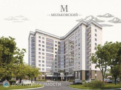 1-к. кв. ЖК Мельковский, 41 м2, 5/11 эт.