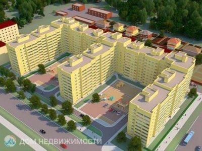 ЖК Дом у пруда, 34 м2, 4/10 эт.