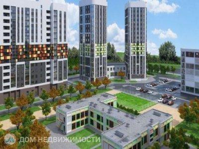 ЖК Рябиновый квартал, 40 м2, 8/16 эт.