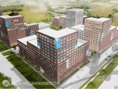 ЖК Суходольский квартал, 44 м2, 3/7 эт.