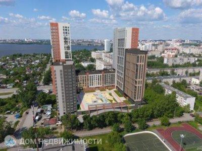 3-к. квартира ЖК Русь, 95 м2, 9/29 эт.