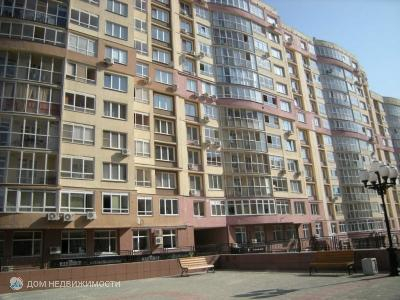 3-комнатная квартира, 116 м2, 8/14 эт.